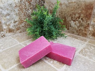 GFQ Soap - Raspberry Rush
