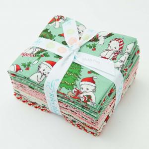 Riley Blake Fat Quarter Bundle - Kewpie Christmas