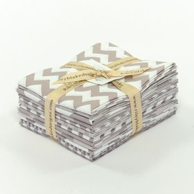 Riley Blake Fat Quarter Bundle - The Gray Collection
