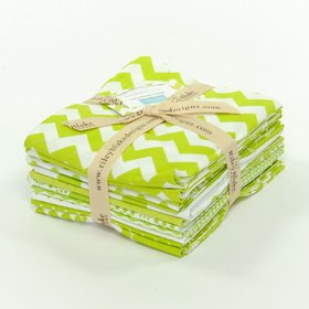 Riley Blake Fat Quarter Bundle - The Lime Collection
