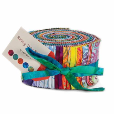 Moda Jelly Roll - Rising Tide Batiks by Moda