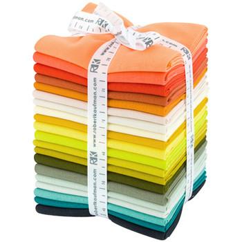 Robert Kaufman Fat Quarter Bundle - Elizabeth Hartman Designer Palette