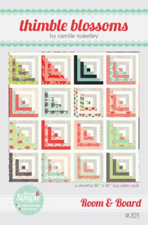 Room & Board Pattern by Camille Roskelley