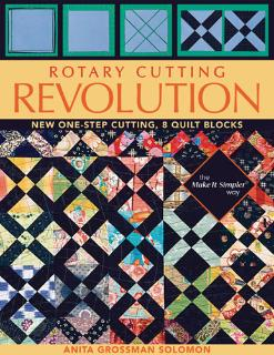 Rotary Cutting Revolution Book