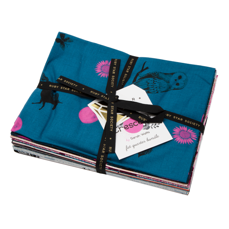 Moda Fat Quarter Bundle - Ruby Star Society CRESCENT by Sarah Watts