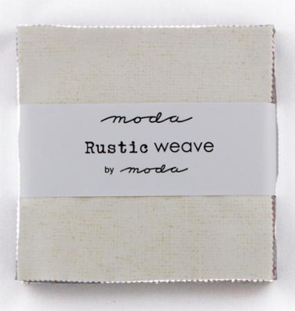 Moda Charm Pack - Rustic Weave