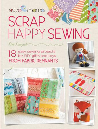 Retro Mama Scrap Happy Sewing Book