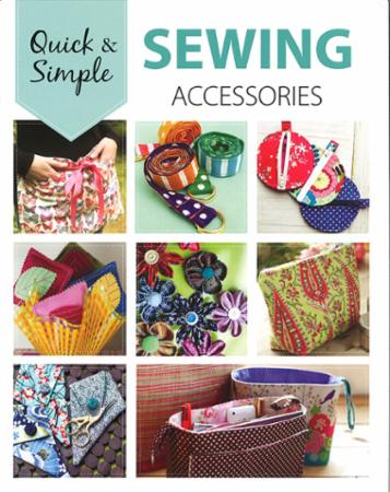 Sewing Accessories Book