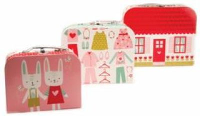 Sew On The Go Suitcases Set Of 3