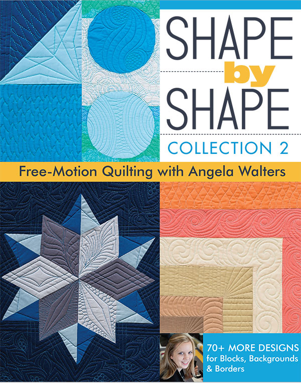 Shape By Shape Volume 2 Book