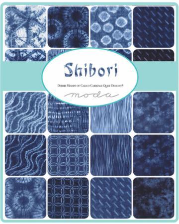 Sept/16 - Shibori Charm Pack