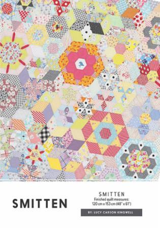 Smitten Pattern by Jen Kingwell