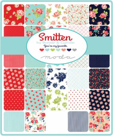 Moda Layer Cake - Smitten by Bonnie & Camille