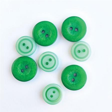 Snack Pack Fresh Emerald City Buttons