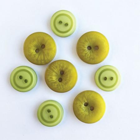 Snack Pack Fresh Envy Buttons