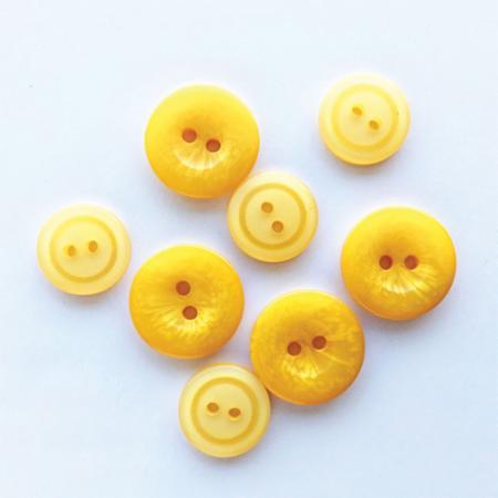 Snack Pack Fresh Lemon Drop Buttons