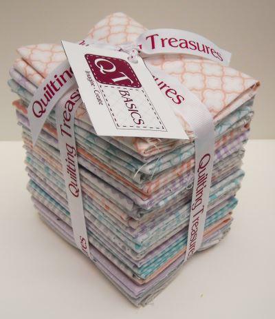 Quilting Treasures Fat Quarter Bundle - Cotton Candy Sorbet