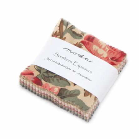 Moda Mini Charm - Southern Exposure by Laundry Basket Quilts