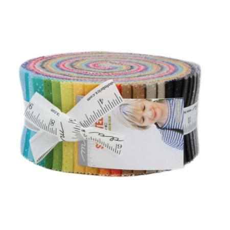 Moda Jelly Roll - Spotted by Zen Chic