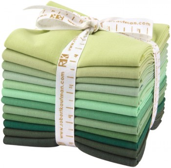 Robert Kaufman Fat Quarter Bundle - Spring Meadows