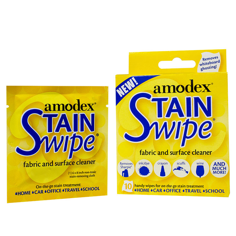 Ink And Stain Swipes 10ct