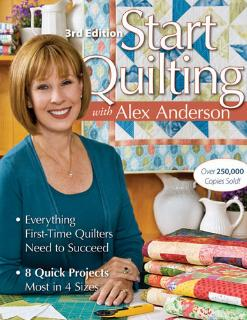 Start Quilting W/ Alex Anderson