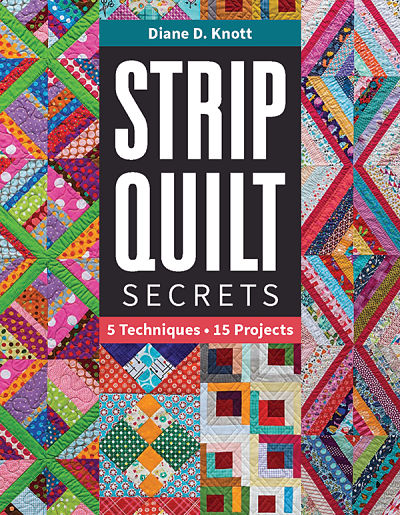 Strip Quilt Secrets Book