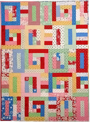 Strip This! Quilt Kit