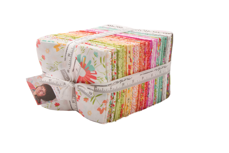 Moda Fat Quarter Bundle - Sunnyside Up by Corey Yoder