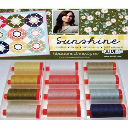 Sunshine Collection By V Goertzen Aurifil