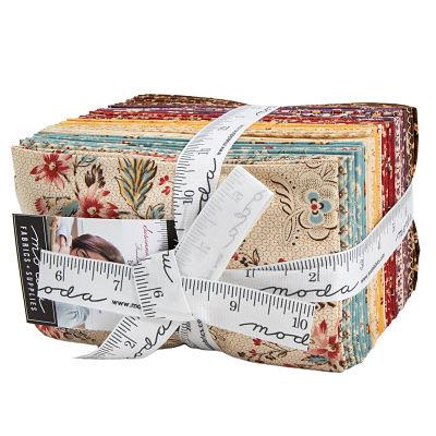 Moda Fat Eighth Bundle - Susannas Scraps by Betsy Chutchian