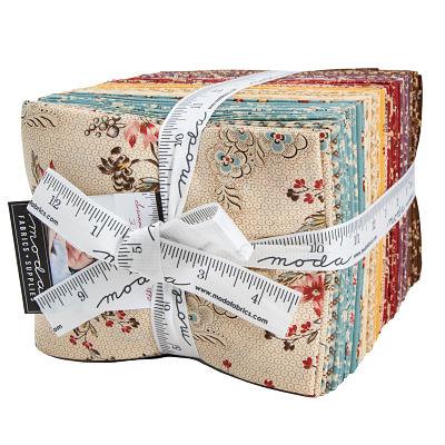 Moda Fat Quarter Bundle - Susannas Scraps by Betsy Chutchian