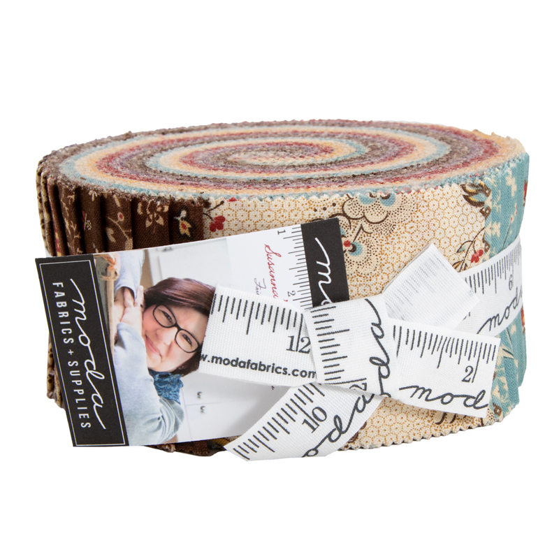 Moda Jelly Roll - Susannas Scraps by Betsy Chutchian