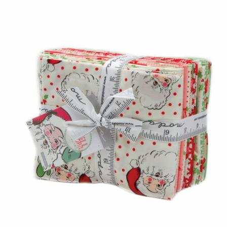 July/19 - Swell Christmas Fat Quarter Bundle