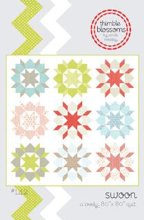 Swoon Quilt Pattern by Camille Roskelley