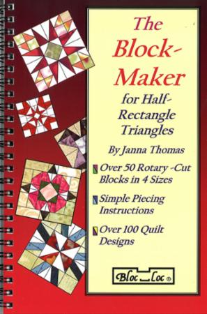The Block Maker Bloc Loc Book