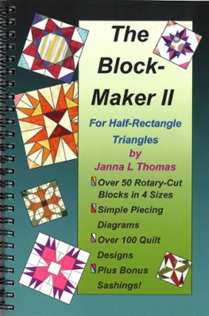 The Block Loc Maker II Bloc Loc Book