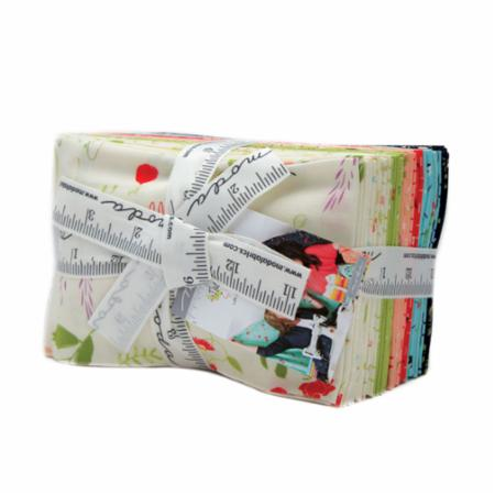 Moda Fat Eighth Bundle - The Front Porch by Sherri & Chelsi