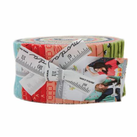 Moda Jelly Roll - The Front Porch by Sherri & Chelsi