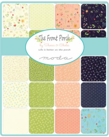 Feb/18 - The Front Porch Charm Pack
