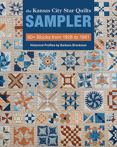 The KCS Quilts Sampler Book