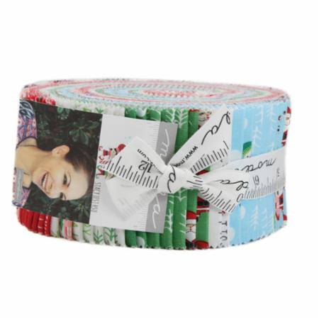 Moda Jelly Roll - The North Pole by Stacy Iest Hsu
