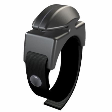 Thread Cutterz Ring Black