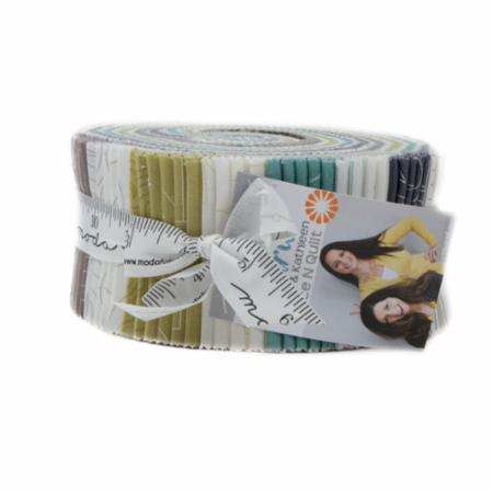 Moda Jelly Roll - Thrive by Natalia & Kathleen
