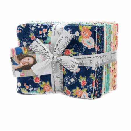Moda Fat Quarter Bundle - Tuppence by Shannon Gillman Orr