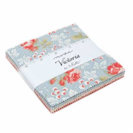 Moda Charm Pack - Victoria by 3 Sisters