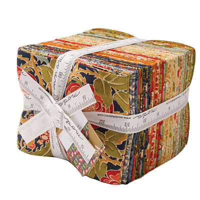 Moda Fat Quarter Bundle - Voysey by V & A Museum