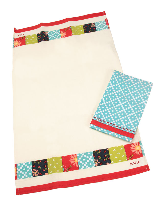 Walkabout Towels Set of 2