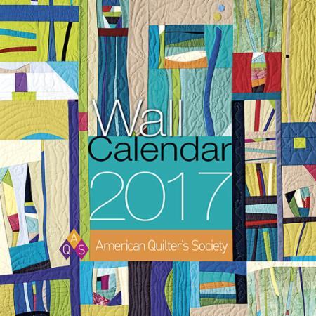 2017 AQS Wall Calendar