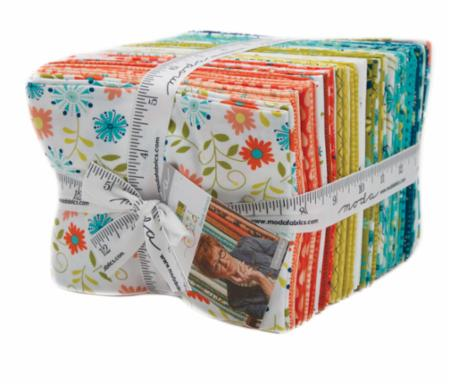 Moda Fat Quarter Bundle - Well Said by Sandy Gervais